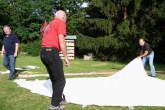 1. Vereins-Tipi 29. Juli 2009