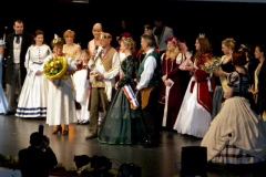 Inthronisation der Oberurseler Brunnenkönigin 28. März 2009