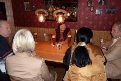 Kohlrouladenessen 07. November 2010