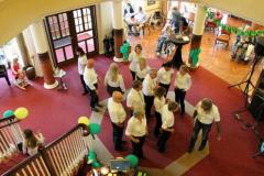 Tanzauftritt 10. Juni 2012