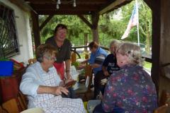 Vorbereitungen für das Sommerfest + Impressionen Westernlager 13. Juli 2012