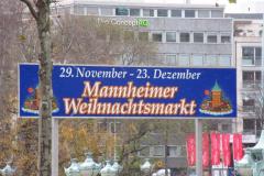 Weihnachtsfahrt nach Mannheim 10. Dezember 2017