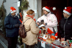 Weihnachtsmarkt 16. Dezember 2007
